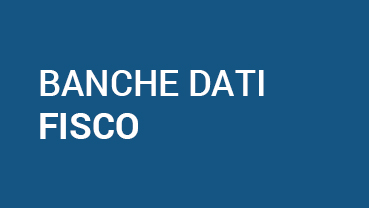 Banche Dati Fisco